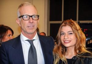 Guido Bagatta e Francesca Guberti, foto stampa