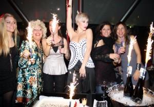 Il festeggiamento, foto stampa