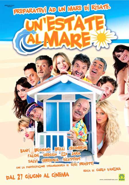 Un'estate al mare, un film di Carlo Vanzina