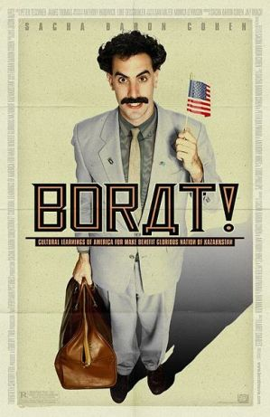 Borat, locandina, foto stampa