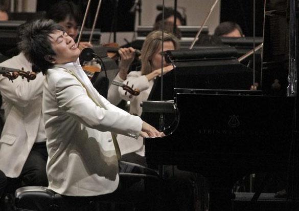Lang Lang a Roma per Prokofiev