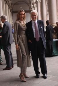 Laura Morino e Adriano Teso, foto stampa