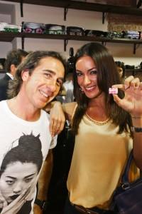 Fargetta con Melita Toniolo, foto stampa