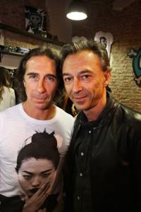 Fargetta e Albertino, foto stampa