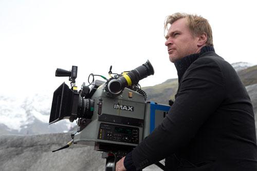 Il regista del film, foto stampa