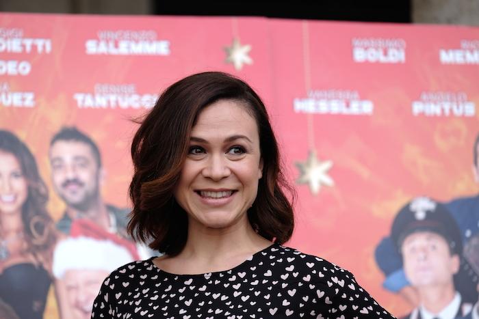 Valeria Graci, foto di Rodolfo Mazzoni