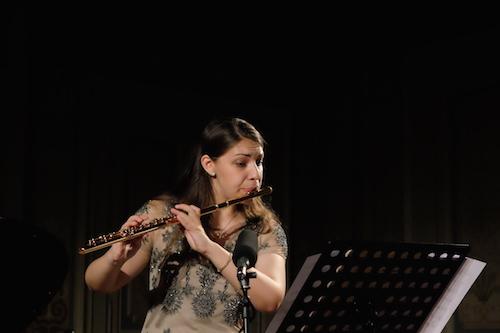 Ginevra Petrucci, foto di Rodolfo Mazzoni