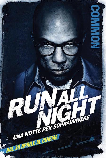 recensione Run all night