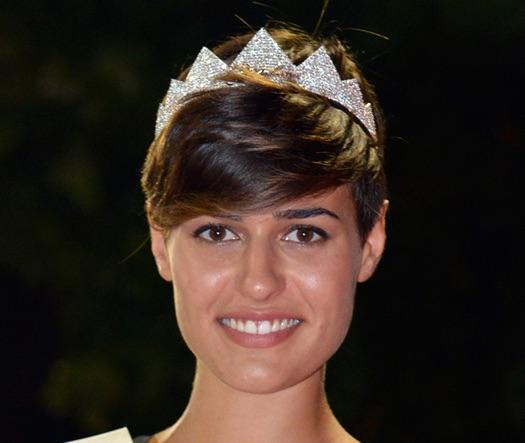 Alice Sabatini è la prima finalista laziale