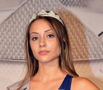 Ramona Pizzuti vince la fascia Miss Compagnia della Bellezza Lazio