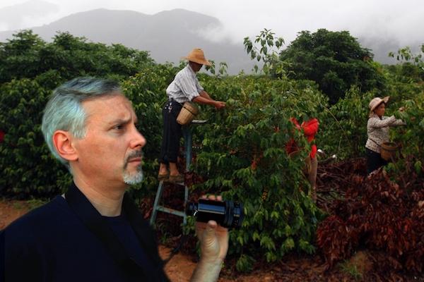 Il regista, foto stampa
