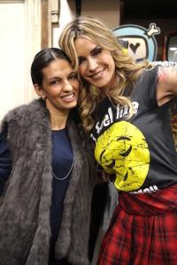 Elenoire con Alessandra Moschillo, foto stampa