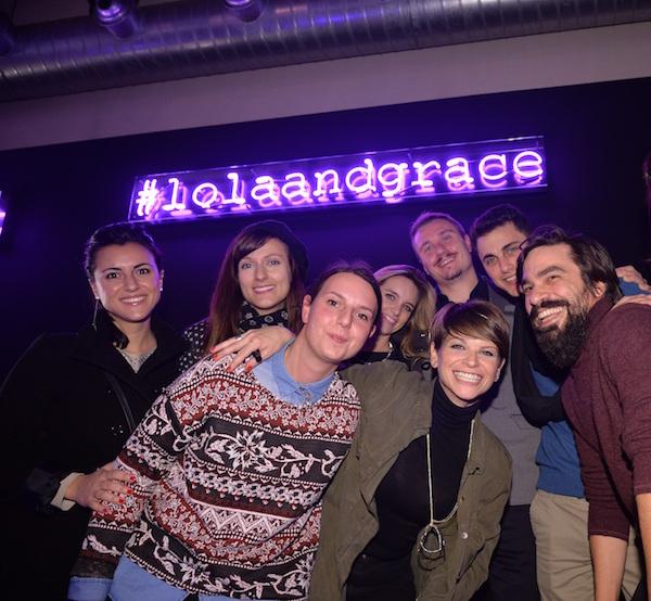Alessandra Amoroso con i fan, foto stampa
