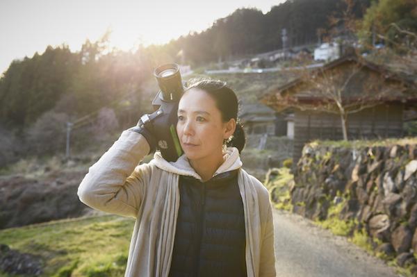 Naomi Kawase - Copyright 2015 AN FILM PARTNERS, COMME DES CINEMAS,TWENTY TWENTY VISION, ZDF