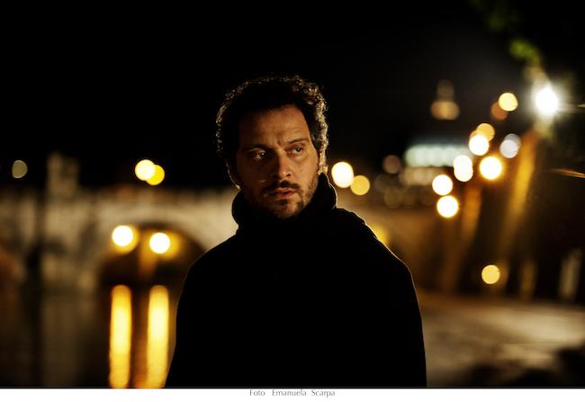 Claudio Santamaria, foto di Emanuela Scarpa