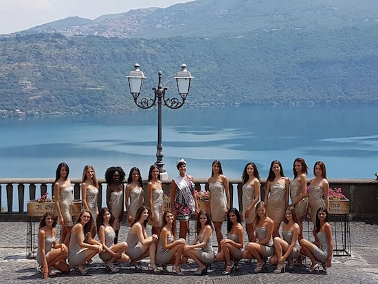 Miss Roma, bellezza capitale
