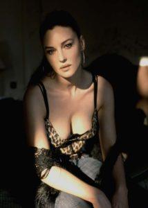 Monica Bellucci - photo © Adolfo Franzo'