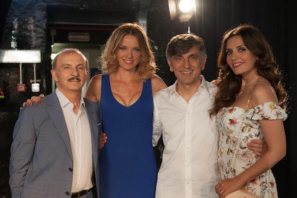 Il cast del film, foto stampa