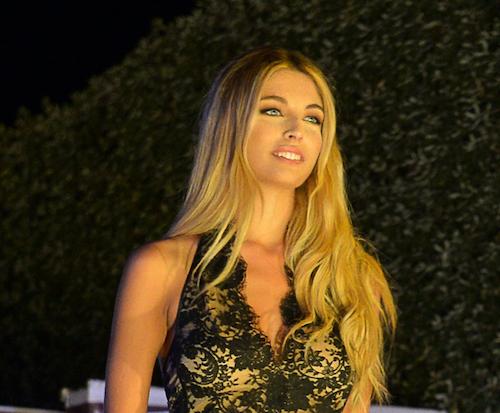 Federica Francia è Miss Miluna Lazio 2017