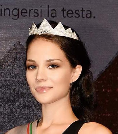 Marika Palomba conquista  il titolo di Miss Lazio 2017