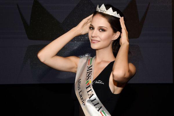 Miss Lazio 2017, Marika Palomba, foto stampa