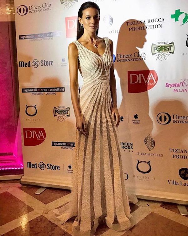 Paola Turani, foto stampa