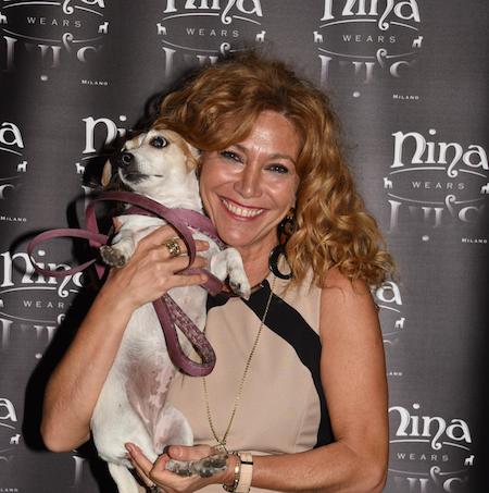 Nina Wears Nina – Dog Show