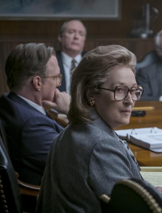 The Post, la stampa, la comunicazione, la politica: ritorna Spielberg sul grande schermo
