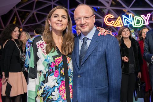 Licia Mattioli e Vincenzo Boccia, foto di Cristiano Pacchiarotti