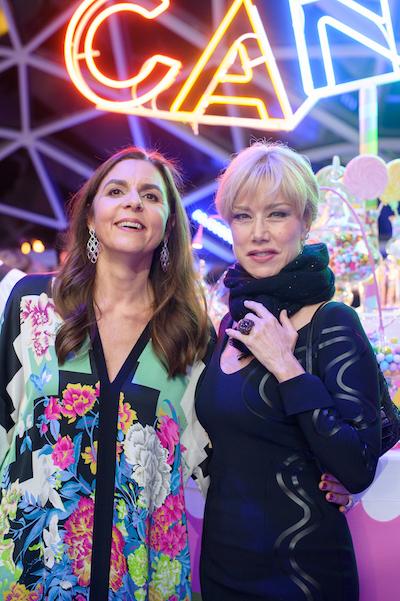 Licia Mattioli e nancy Brilli, foto di Cristiano Pacchiarotti