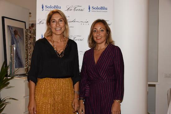 Benedetta ed Isabella Stanca, foto stampa