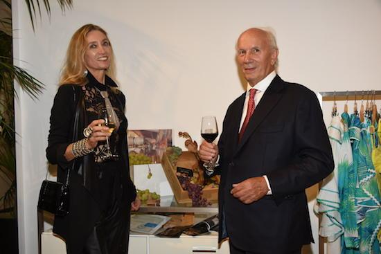Laura Morino e Cesare Mozzi, foto stampa