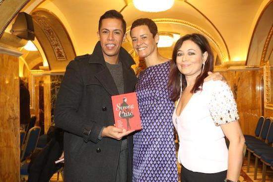 Livio Beshir, Nadège e Deborah Bettega, foto di Alessandro Canestrelli