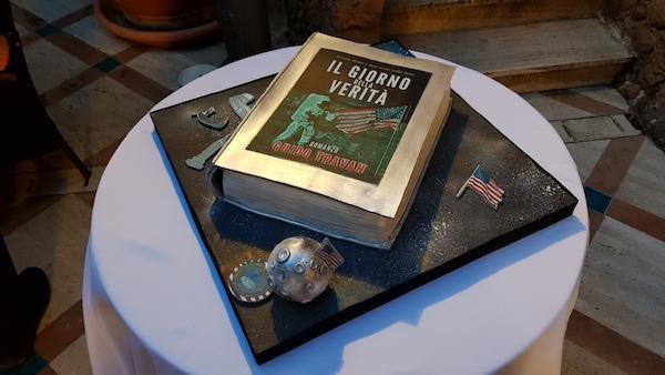 Esce Il giorno della verità, il thriller storico di Guido Travan sullo sbarco sulla Luna