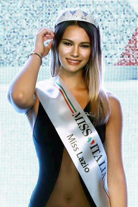 A Montalto Flavia Natalini fa il bis e vince anche il titolo di Miss Lazio