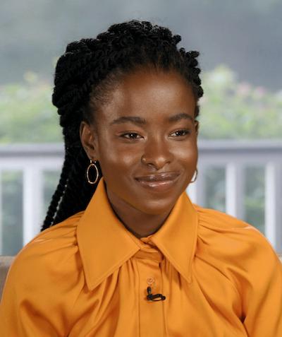 "Oprah Winfrey intervista la poetessa Amanda Gorman  per ""The Oprah Conversation"""
