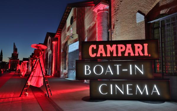 Campari Boat – In Cinema torna a Venezia